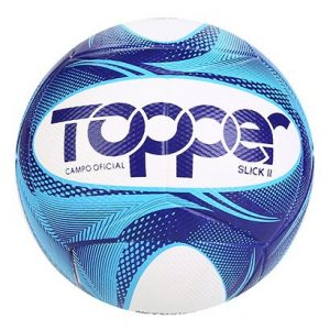 Bola de Futebol Campo Topper Slick II 19 Exclusiva