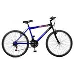 Bicicleta 26 Max Power 18 Marchas Azul/preto Masterbike