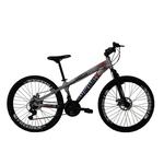 Bicicleta Tuff25 Freeride Aro 26 Cambios Shimano PT Viking X