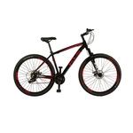 Bicicleta Aro 29 Mtb Aluminio Ezfire Freio A Disco Tamanho 17