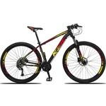 Bicicleta Aro 29 KSW Edição Especial 27 Marchas Câmbios Shimano Freio Hidráulico Susp. Trava no Ombro