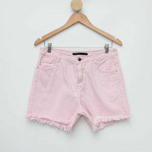 Shorts Feminino Renner Rosa