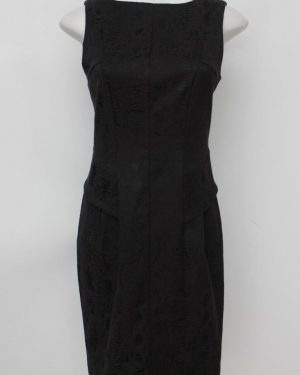 Vestido renner feminino preto