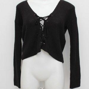 Suéter renner feminino preto