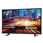 """Smart TV Britânia Led 40"""" Full HD BTV40E21S Bivolt"""