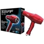 Secador de Cabelo Profissional Taiff Red Ion Linha Elegance 1900w 127v