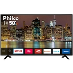 "Smart TV Philco Led 50"" PTV50E60SN Netflix"